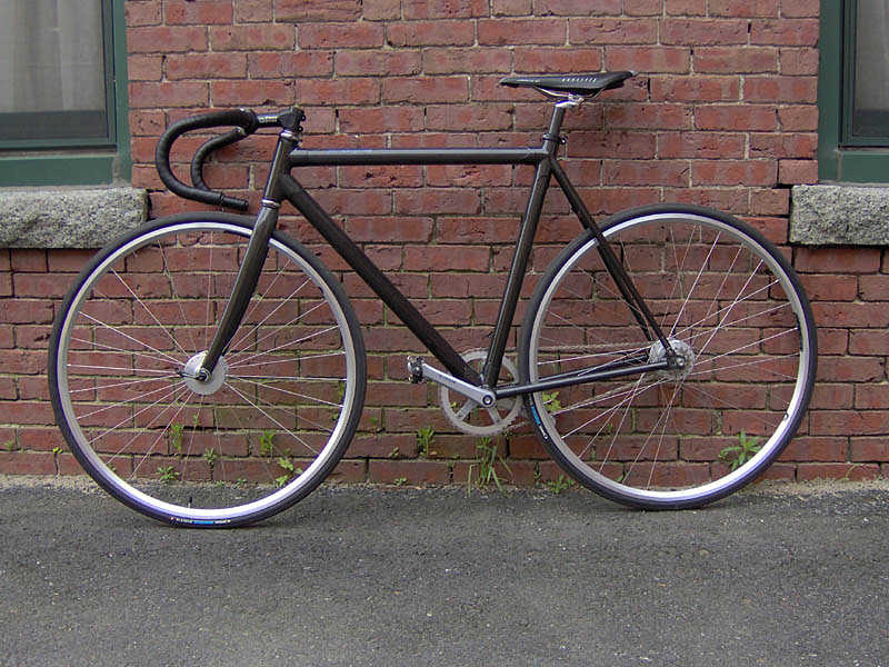 Would you ride a full carbon fixie? - Bike Forums